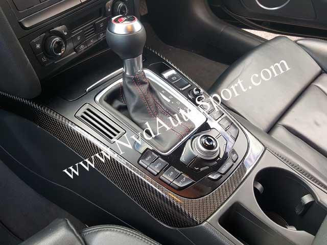 Audi A5 S5 8t Carbon Fiber Interior Center Console Trim Mini Cooper Forum