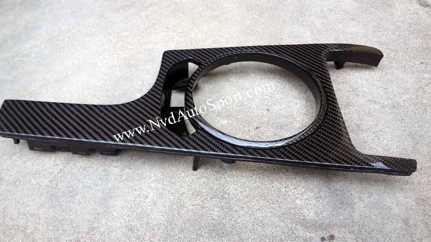 Audi TT 8J MK2 Carbon fiber Interior and Carbon fiber