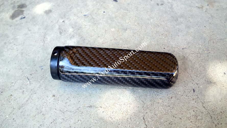 Bmw E81 E82 E86 E88 1m Carbon Fiber Interior Handbrake
