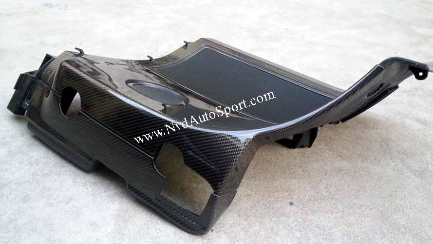 Bmw Z4 E85 And Bmw Z4 E86 Carbon Fiber Interior And Carbon