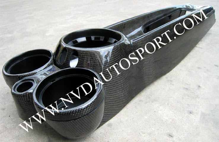 Bmw Mini R55 R56 R57 R58 R59 Cooper S Jcw Carbon Fiber