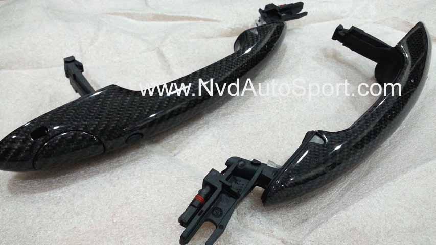 BMW MINI F55 F56 COOPER S Carbon fiber skinning EXTERIOR DOOR HANDLES