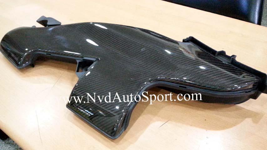 Bmw Mini F55 F56 Cooper S Carbon Fiber Skinning Air Intake