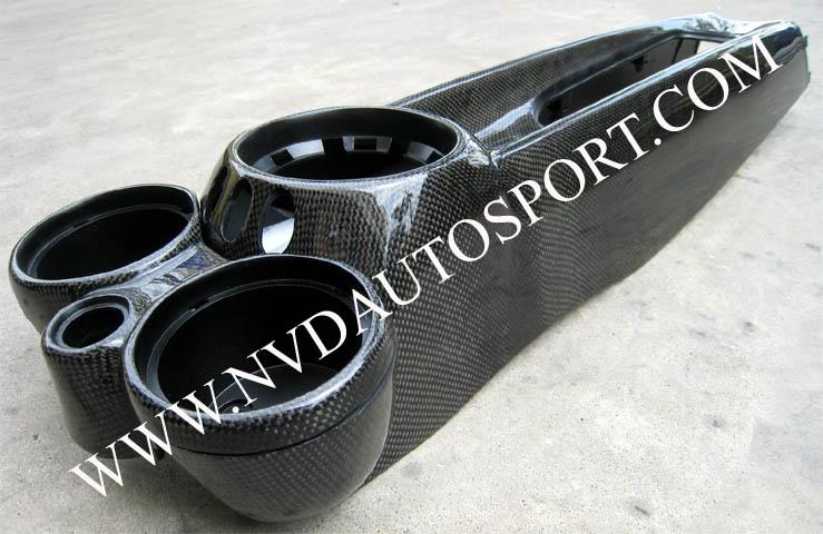 Bmw Mini R55 R56 R57 R58 R59 Cooper S Carbon Fiber