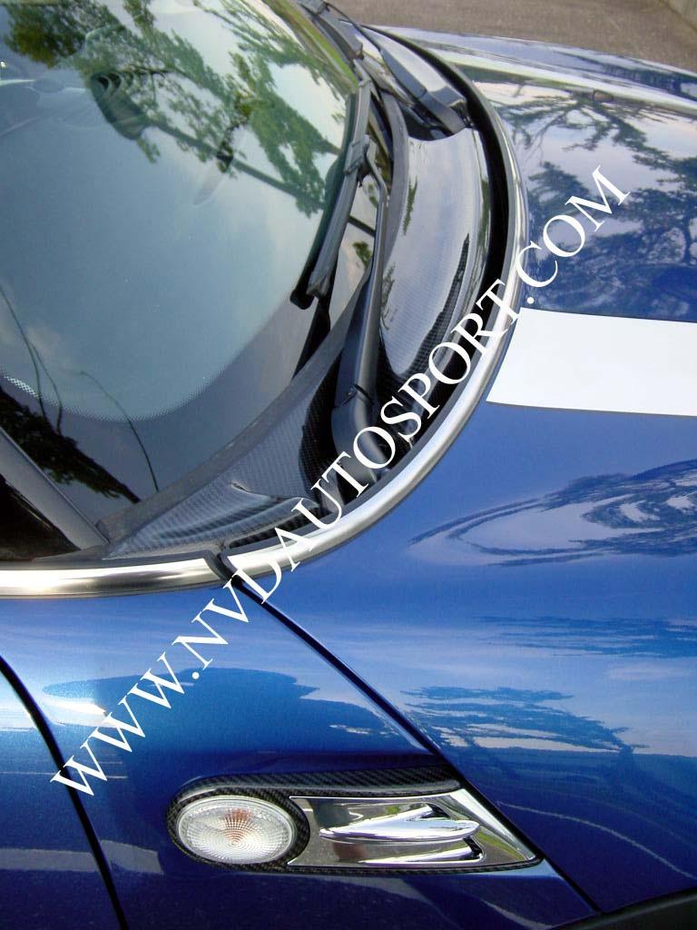 Bmw Mini R Carbon Fiber Exterior