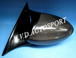 bmw E90 , E92 M3 Carbon fibre side mirror